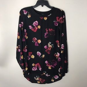 Thakoon Tops - Thakoon Floral Pullover