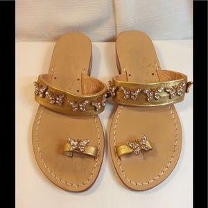 Shoes - Amedeo Canfora Via Camerelle Capri Sandals