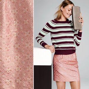 J. Crew Dresses & Skirts - NEW J.Crew Collection Salon Mini Quartz Jacquard