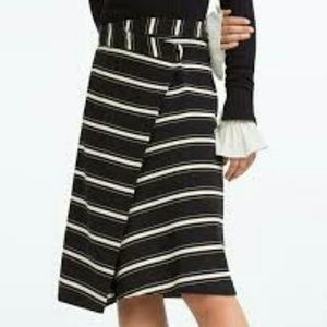 Zara new without tags wrap skirt