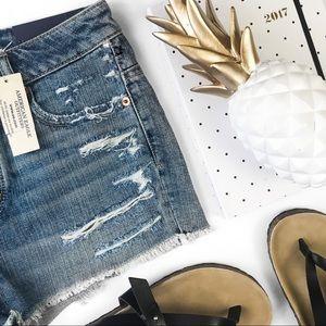 American Eagle Outfitters Pants - NWT • AE • D e n i m • S h o r t s • Sz 2