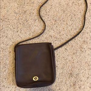Coach Handbags - Coach Purse - saddle bag, brown