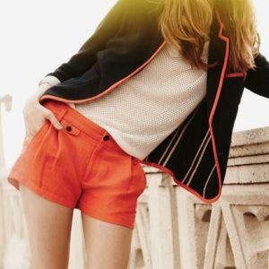 rag & bone Pants - Rag & Bone Bright Orange Shorts Size 8