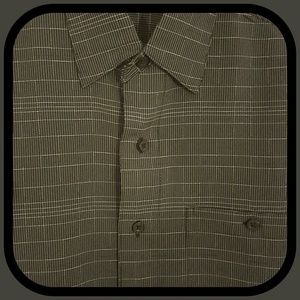 Haggar Other - Men's Nice Short Sleeve Shirt