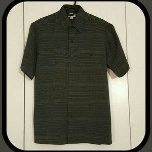 Haggar Other - Men's Nice Short Sleeve Shirt