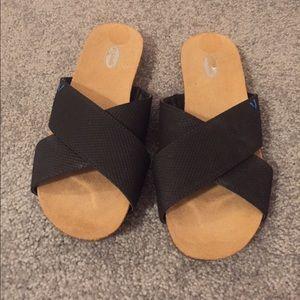 Dr. Scholl's Shoes - Dr. Scholl's Rae sandal size 7.5 NWOT
