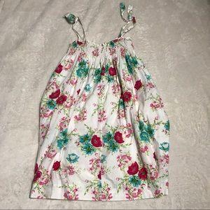 Rachel Riley Other - Rachel Riley girls sz 8 ruched floral sundress