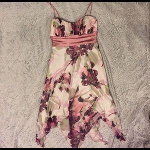 Xtraordinary Dresses & Skirts - XTRAORDINARY PINK FLORAL DRESS