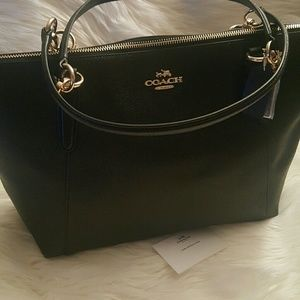 Coach Handbags - NWOT * Coach Ava Crossgrain Leather Tote *
