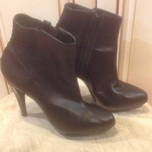 Stella McCartney  platform boots Sz 11