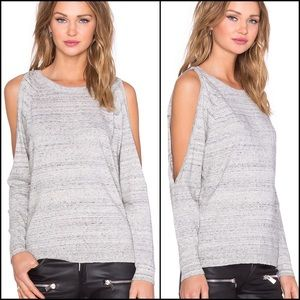 Bailey 44 Sweaters - BAILEY 44 Cold Open Shoulder OLYMPUS SWEATER $195*
