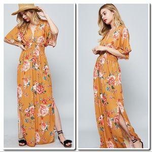 Dresses & Skirts - 🎀COMING SOON 🎀Flower Print Maxi