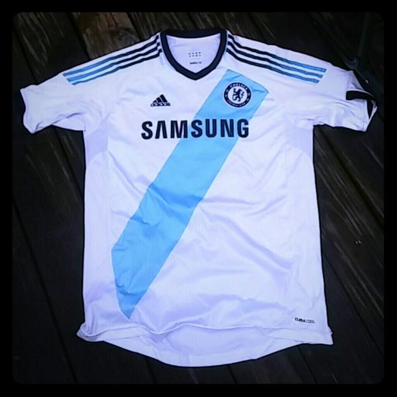 8135ec1d879 Adidas Shirts | Samsung Chelsea Football Club Jersey Sz Xl | Poshmark
