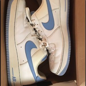 Nike Other - EUC Size 12 NIKE AIR FORCE 1 '07 price FIRM!!