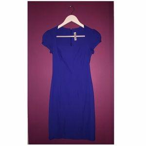 ModCloth Dresses & Skirts - MODCLOTH SLEEK IT OUT DRESS IN COBALT