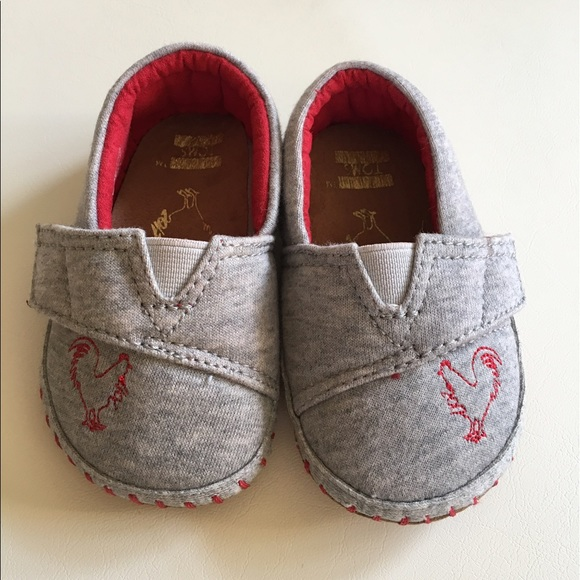 TOMS Shoes | Baby Crib Year Of Rooster