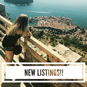 New Listings  - read for more information