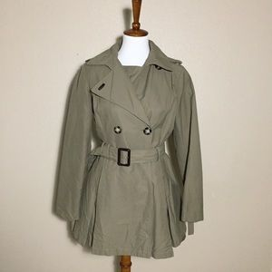 Laundry by Shelli Segal Jackets & Blazers - {Laundry by Shelli Segal} Classic Trench Coat