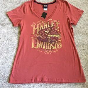 Harley Davidson. New.