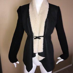 Krush Jackets & Blazers - Super cute faux fur black jacket