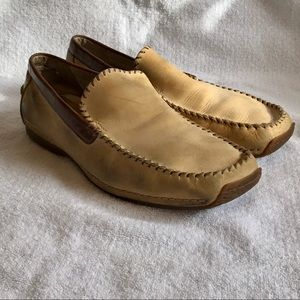 GBX Other - GBX Tan Loafers sz 13