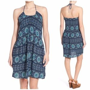 Mimi Chica Dresses & Skirts - NWT Mimi Chica Printed Halter Dress