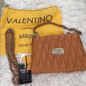Mario Valentino Handbags - Authentic Valentino leather handbag.