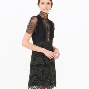 Sandro Poetry dress 1