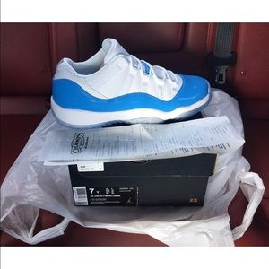 Jordan Other - Jordan Retro 11 ' Columbia blue '