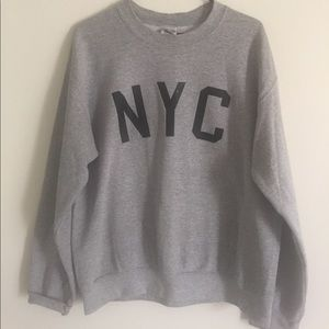 Tops - NYC Sweatshirt
