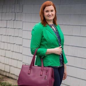 CAbi Jackets & Blazers - Green Cabi Blazer