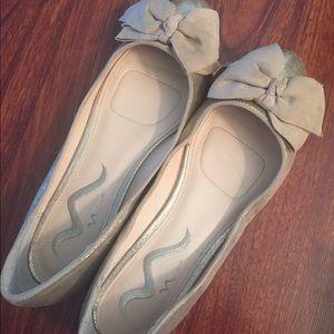 Nina ballet flats.