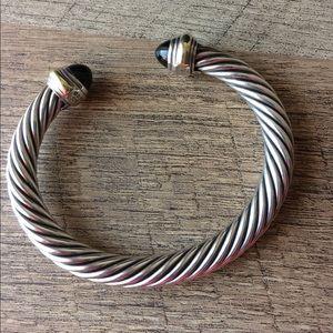 David Yurman Jewelry - David Yurman 7mm Cable Classics Bracelet