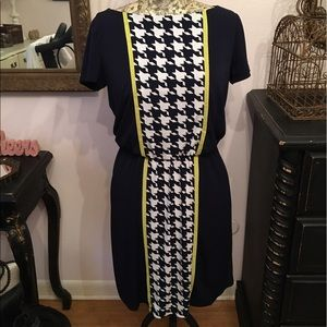 shelby and palmer Dresses & Skirts - Navy short sleeve dress size 8