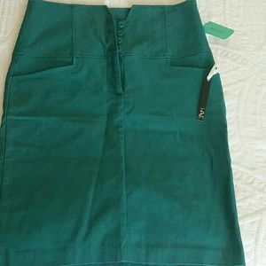 Heather Gardner Dresses & Skirts - BRAND NEW! ! TEAL PENCIL SKIRT! !