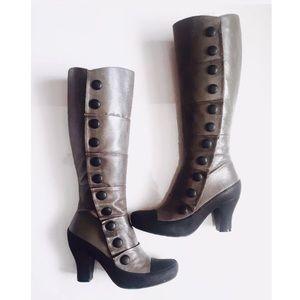 Miz Mooz Shoes - [TAKING OFFERS] Miz Mooz Retro Style Knee boots