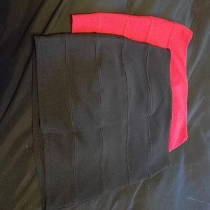 Ambiance Apparel Dresses & Skirts - Set of 2 bandage skirts