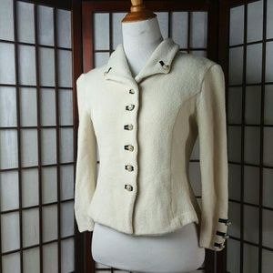St John Collection by Marie Gray Blazer/sweater