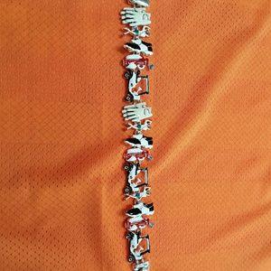 Stylish Themed magnetic golf bracelet