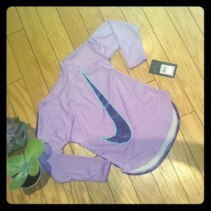 Nike Other - Nwt nike girls drifit long sleeve