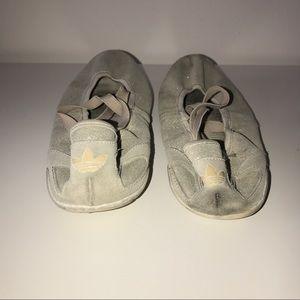 52684c1daa2d23 Adidas Shoes - Adidas Ballerina Flats Mega Torsion