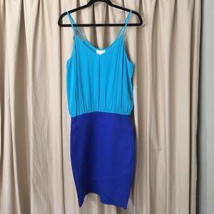 Mason Dresses & Skirts - Mason by Michelle Mason Two Tone Dress