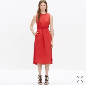Madewell Dresses & Skirts - Madewell Cotton Lakeshore Midi Dress