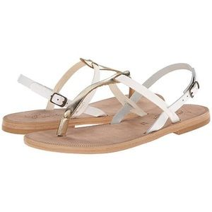 9c258ae27c03 Joie Shoes - Joie Topanga Leather Thong Strappy Sandal