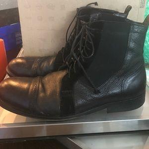 J. Lindeberg Other - J. Lindeberg men's black boots