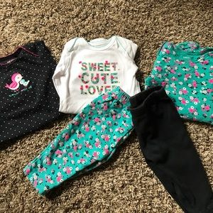 Other - Baby bundle (9 pieces)