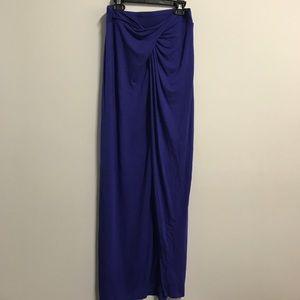 Bisou Bisou XS Maxi Skirt