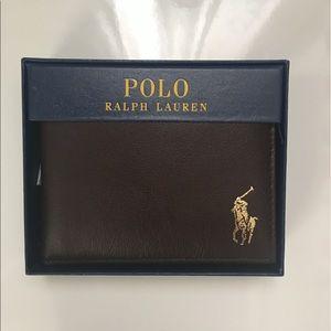 Polo by Ralph Lauren Other - ‼️FIRM PRICE ‼️POLO RALPH LAUREN BIFOLD WALLET