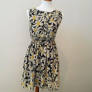Zara daisy sleeveless dress. XL