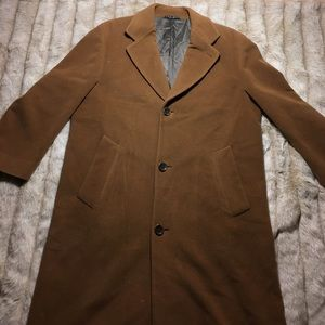 Hugo Boss Other - Hugo Boss De Tomaso Trench x Over Pea Coat Jacket